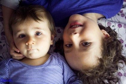 Pau e Iker